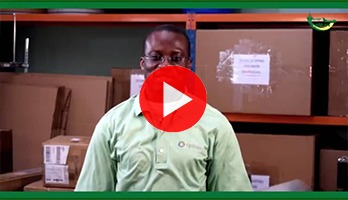 Freight shipping to Nigeria from Houston