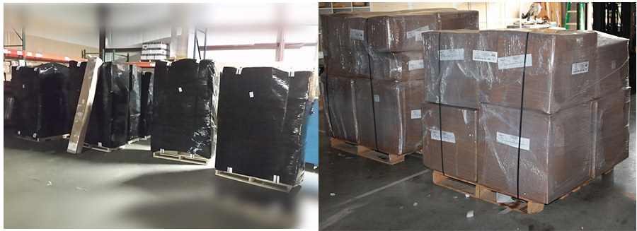 Shiptonaija Air Shipment - Packed and Headed to the airport