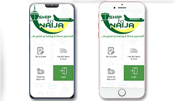 Shiptonaija App - Simple shipping solution Import and Export shipping